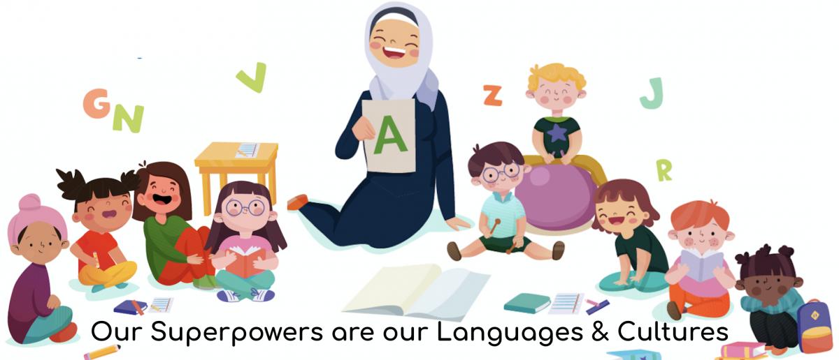 Multilingual Families Lab Familles Multilingues